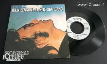 Vinyle John Lennon - Imagine - 45 tours