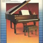 Partitions : Alfred's Basic Adult Piano Cours (LV1)