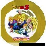 Album Dragon Ball Z : Target Combat Collection