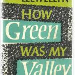 Livre en anglais : How green was my valley (Richard Llewellyn)