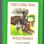 Livre en anglais : The long way Westward (Joan Sandin)