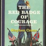Livre en anglais : The red badge of courage (Stephen Crane)