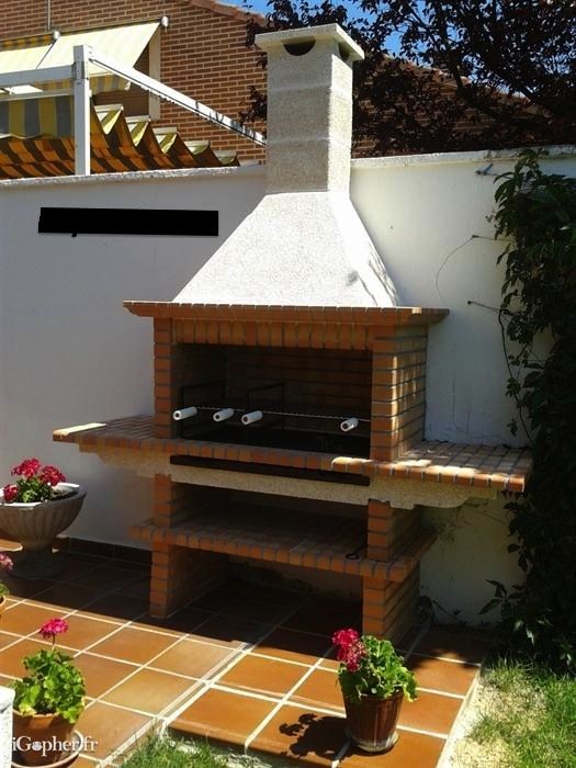kit barbecue fixe en brique impexfire. Black Bedroom Furniture Sets. Home Design Ideas