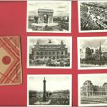 20 cartes postales de Paris