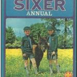 Livre : The Sixer Annual for all Cub Scouts (anglais)