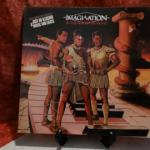 Vinyle : Imagination In the heat of the night