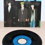 Vinyle 45 tours The Stray Cats : Stray Cat Strut