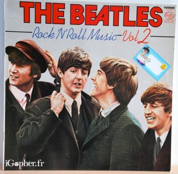 Vinyle Les Beatles Rock 'N' Roll Music Vol.2 (33T)