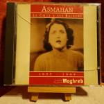 CD audio Asmahan : Le coeur a ses raisons