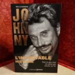 Livre : Johnny Hallyday : L'incroyable histoire