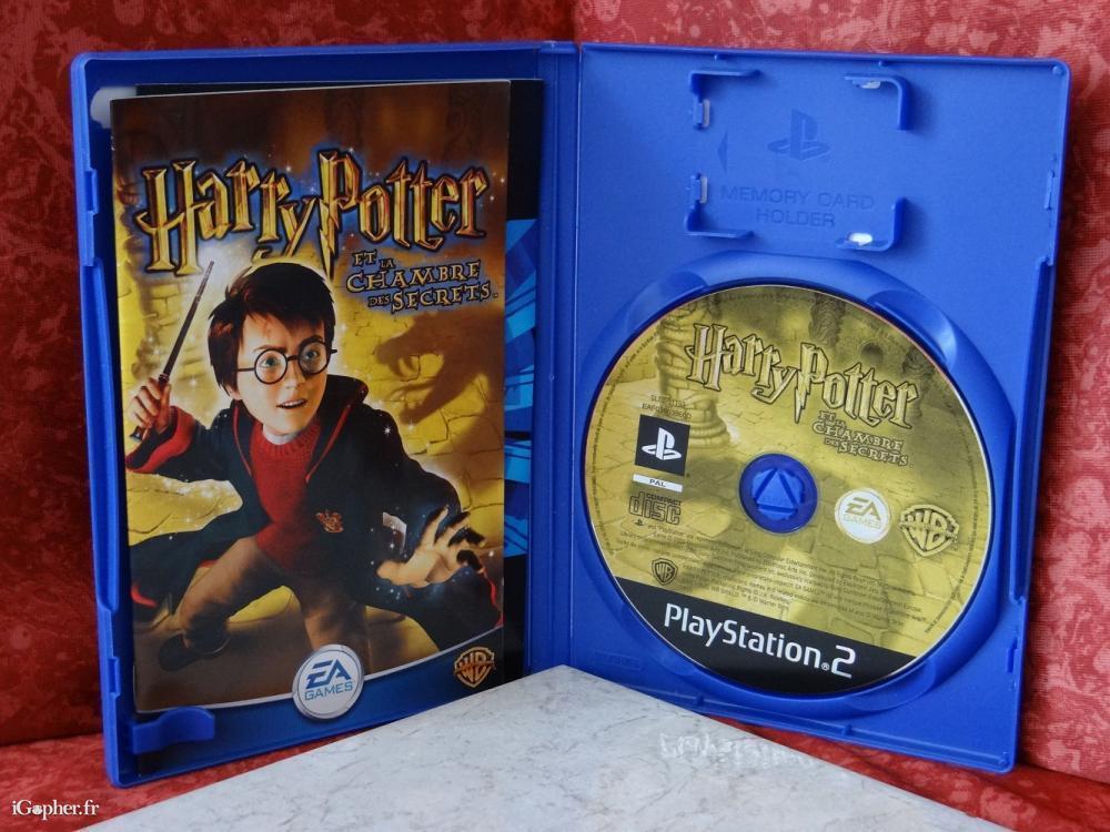 Jeu ps2 harry potter et la chambre des secrets - Harry potter et la chambre des secrets jeu pc ...