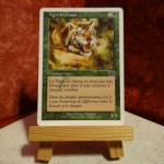 Carte Magic : Tigre en chasse