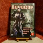 Lot de 8 DVD Robocop la série (volume 4)