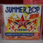 3 CD Summer Pop 2016