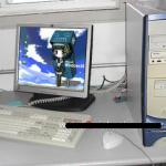 Tour PC Compaq Presario Windows 98Se