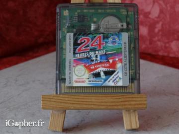 Jeu Game Boy Color : 24 Heures du Mans - iGopher.fr