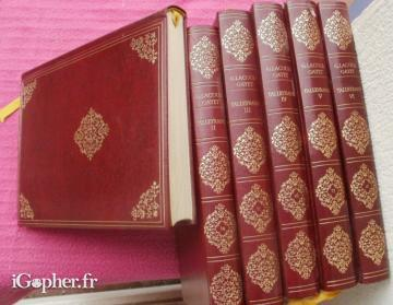 6 livres : Talleyrand (Lacour-Gayet)
