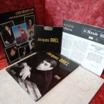 CD Jacques Brel + livre