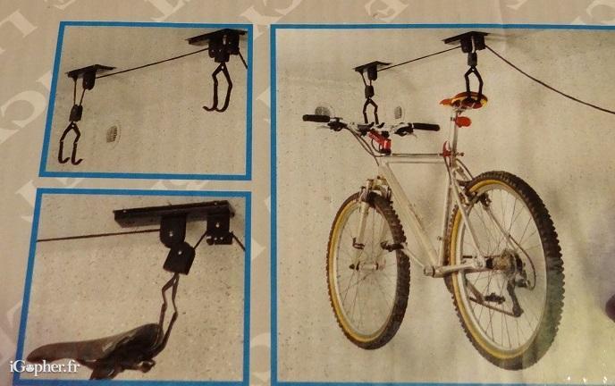 Range Vélo Suspendu Outiror. Annonce Dans Bricolage U0026 Jardinage Annonce  Dans Bricolage U0026 Jardinage Annonce Dans Bricolage U0026 Jardinage
