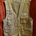 Gilet cheminot multi-poches