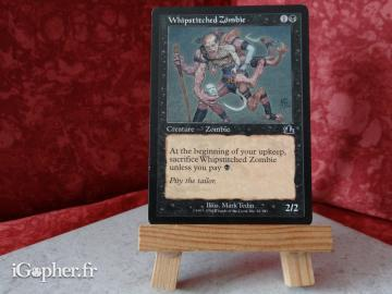 Carte Magic : Whipstitched Zombie