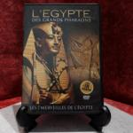 DVD : L'Egypte des Grands Pharaons