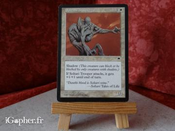 Carte Magic the Gathering : Soltari Trooper