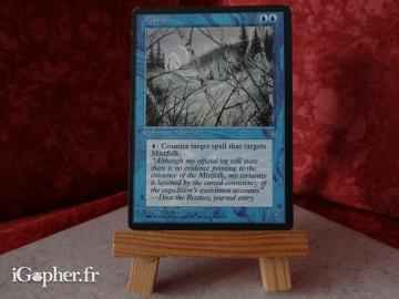Carte Magic the Gathering : Mistfolk