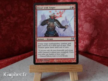Carte Magic the Gathering : Blind with Anger