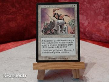 Carte Magic the Gathering : Juste courroux
