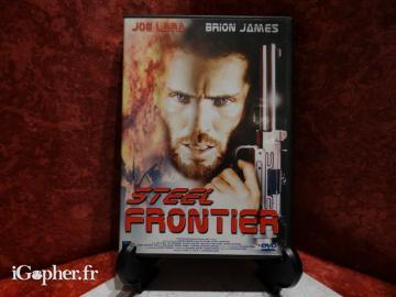 DVD du film : Steel Frontier