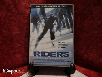 DVD du film Riders