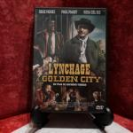DVD du film : Lynchage à Golden City