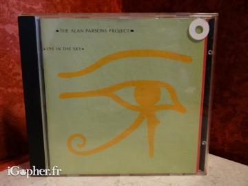 CD audio : The Alan Parsons Project Eye In The Sky
