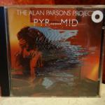 CD audio The Alan Parsons Project PYR-MID