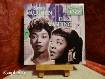 CD audio Sarah Vaughan