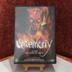 DVD du film : Ceremony