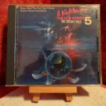 CD audio : A Nightmare On Elm Street 5