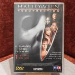 DVD Halloween Resurrection