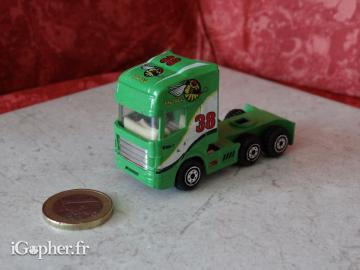 Camion Big Bee N°38 (miniature)