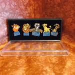 5 Pin's Le Roi Lion (Disney)