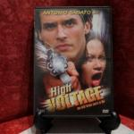DVD du film : High voltage