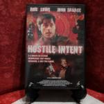 DVD du film : Hostile intent