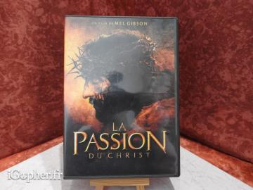 DVD du film : La Passion du Christ (Mel Gibson)