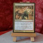 Carte Magic the Gathering : Accroissement de la douleur