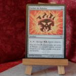 Carte Magic the Gathering : Cachet de Rakdos