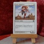 Carte Magic the Gathering : Cadet impatient (3 versions)