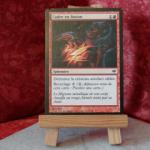 Carte Magic the Gathering : Cadre en fusion