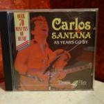 CD : Carlos Santana As Years Go By