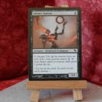 Carte Magic the Gathering : Adepte fumant